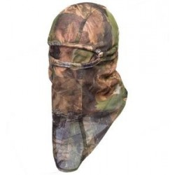 Cagoule filet chasse d'approche
