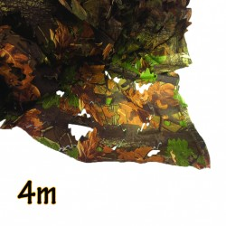 Filet camo 3D english Oak