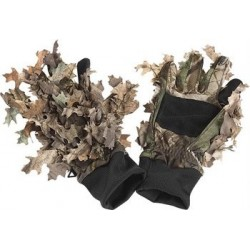 gants camo 3D Feuillage SwedTeam