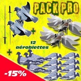 Pack pro pigeon