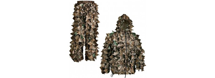 """Tenues camouflages """"3D"""""""
