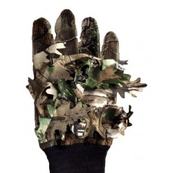 gants camo filet 3D