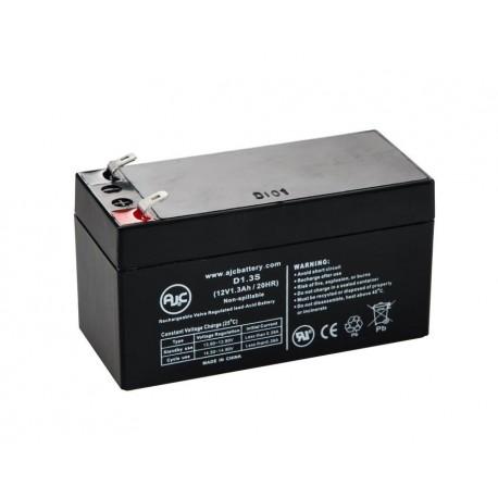 Batterie Compacte 12V / 1,2A/h