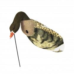 Aéro-blette semi-rigide cendrée guetteuse